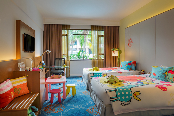 Swissotel Kids Room
