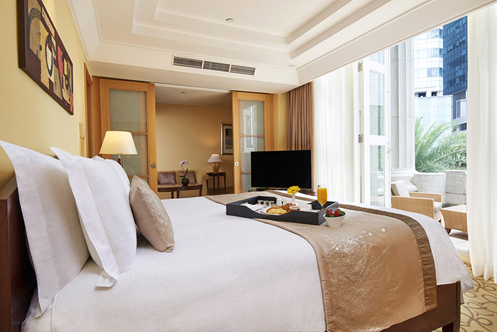 The Fullerton Hotel Singapore - Collyer Suite