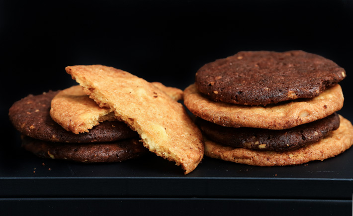 Awfully Chocolate Cookies