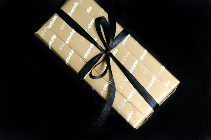 Awfully Chocolate Gift