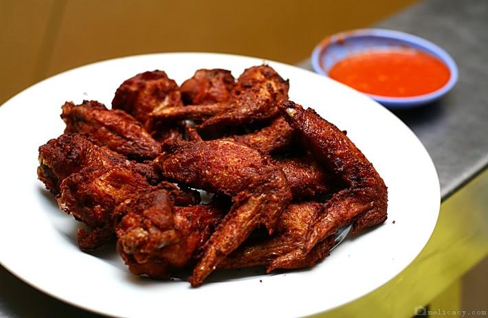Cuscaden Patio Chicken Wings
