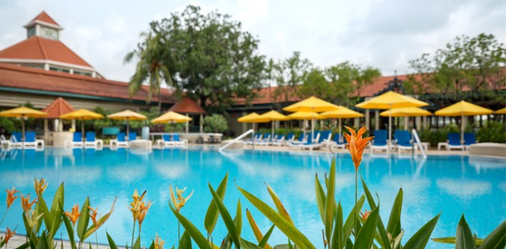 Hotel Jen Tanglin Swimming Pool