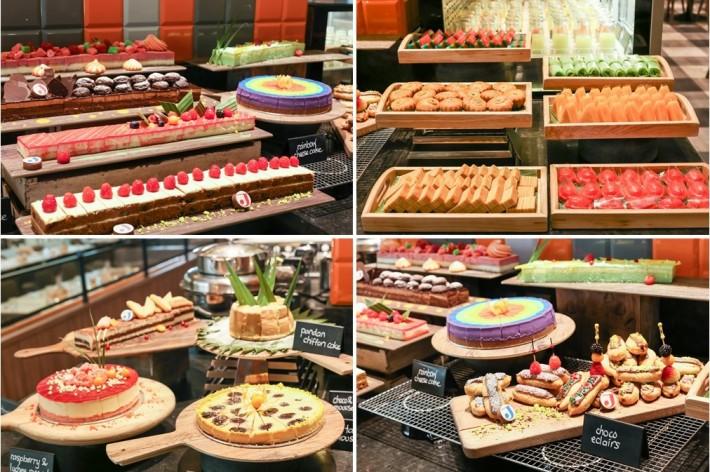 J65 Buffet Desserts