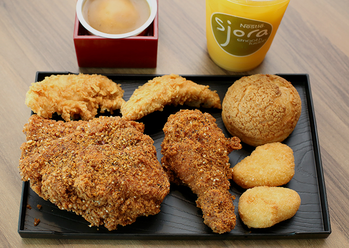 KFC Shoyu Chicken