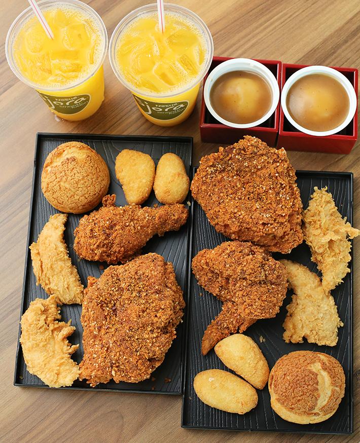 KFC Shoyu Sancho Box