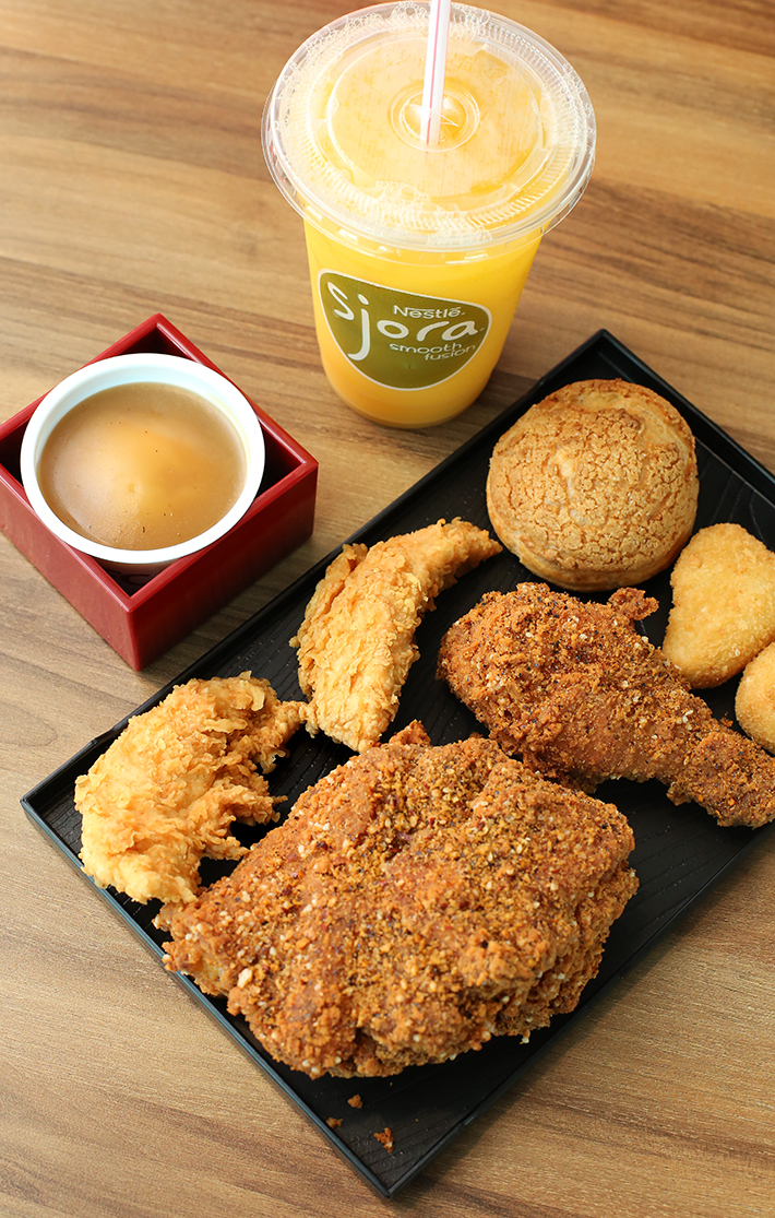 KFC Singapore Shoyu Chicken