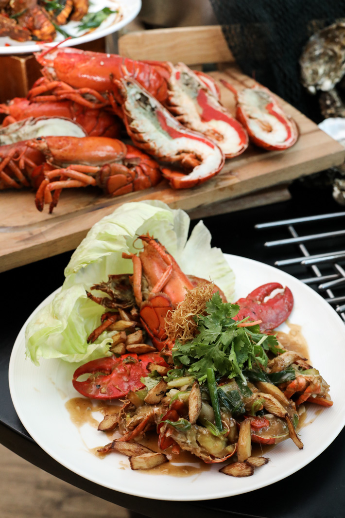 Pan Pacific Orchard Boston Lobster