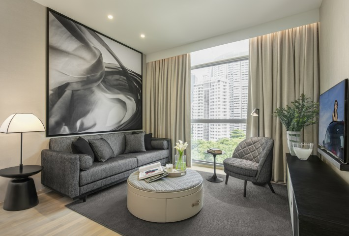 Service Apartments Ascott Orchard Singapore