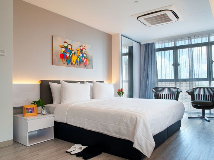 Service Apartments Wilby Residences Singapore