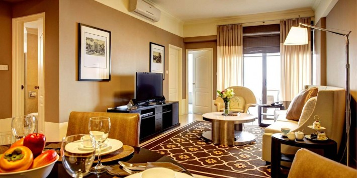 Serviced Apartments Great World Serviced Apartments