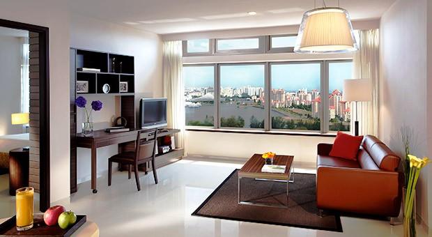 Serviced Apartments PARKROYAL Serviced Suites