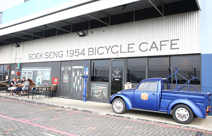 Soek Seng Bicycle Cafe