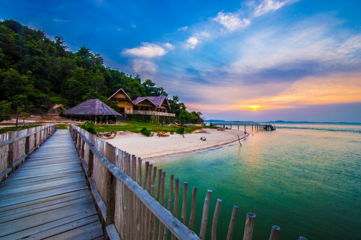 Telunas Beach Resort Batam