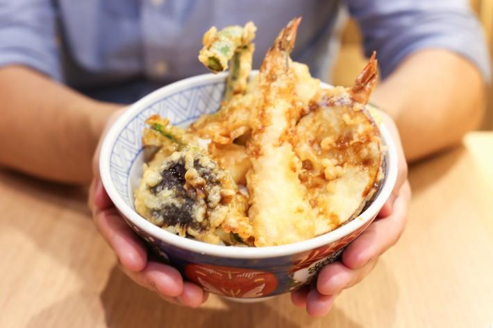 Tensho Japanese Speciality Tendon - Mixed Tendon