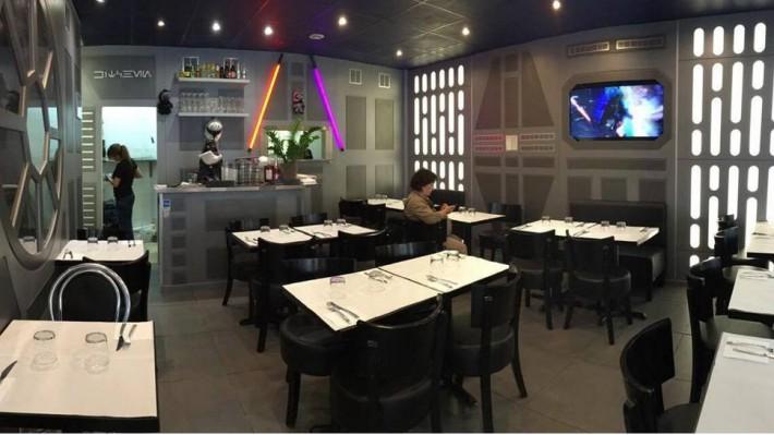 Themed Restaurant Odyssey Paris