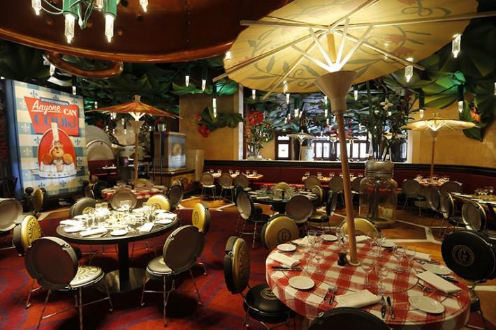 Themed Restaurants Bistrot Chez Remy Paris