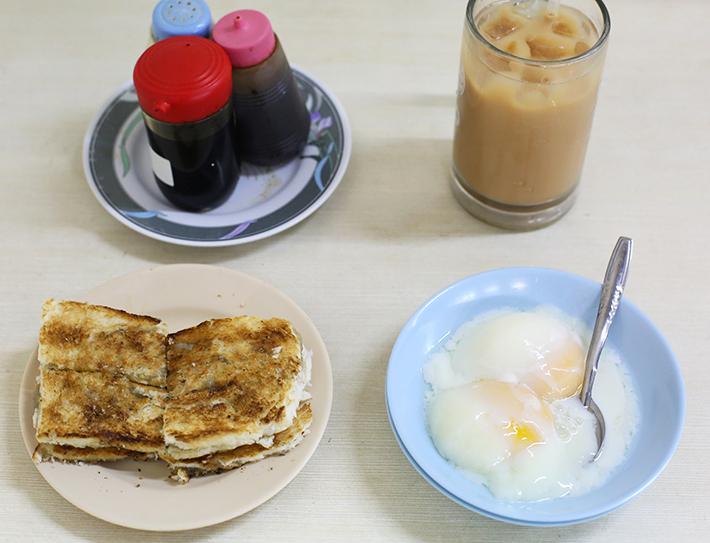 Tong Ah Coffeeshop Kaya Set