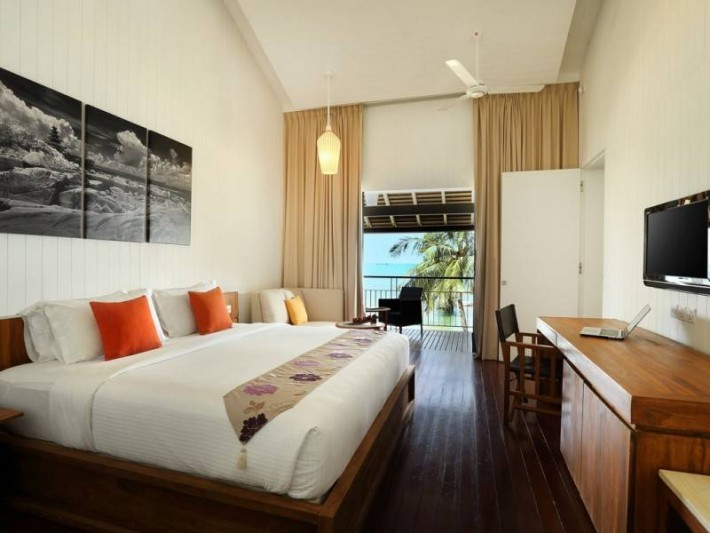 Turi Beach Resort Batam Room