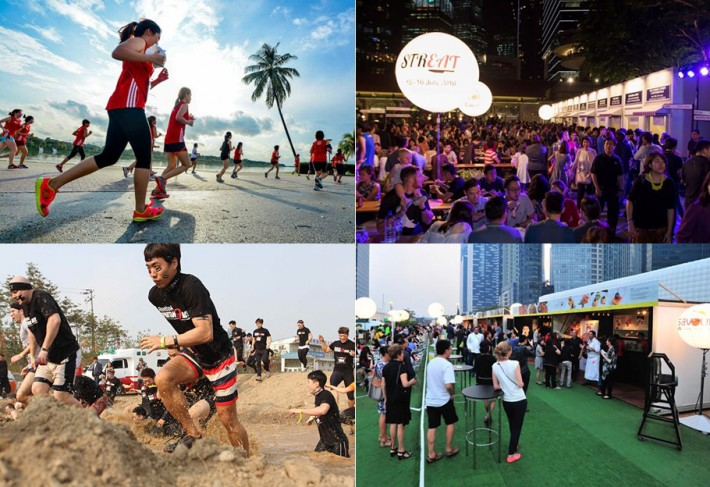 Activities in May Singapore