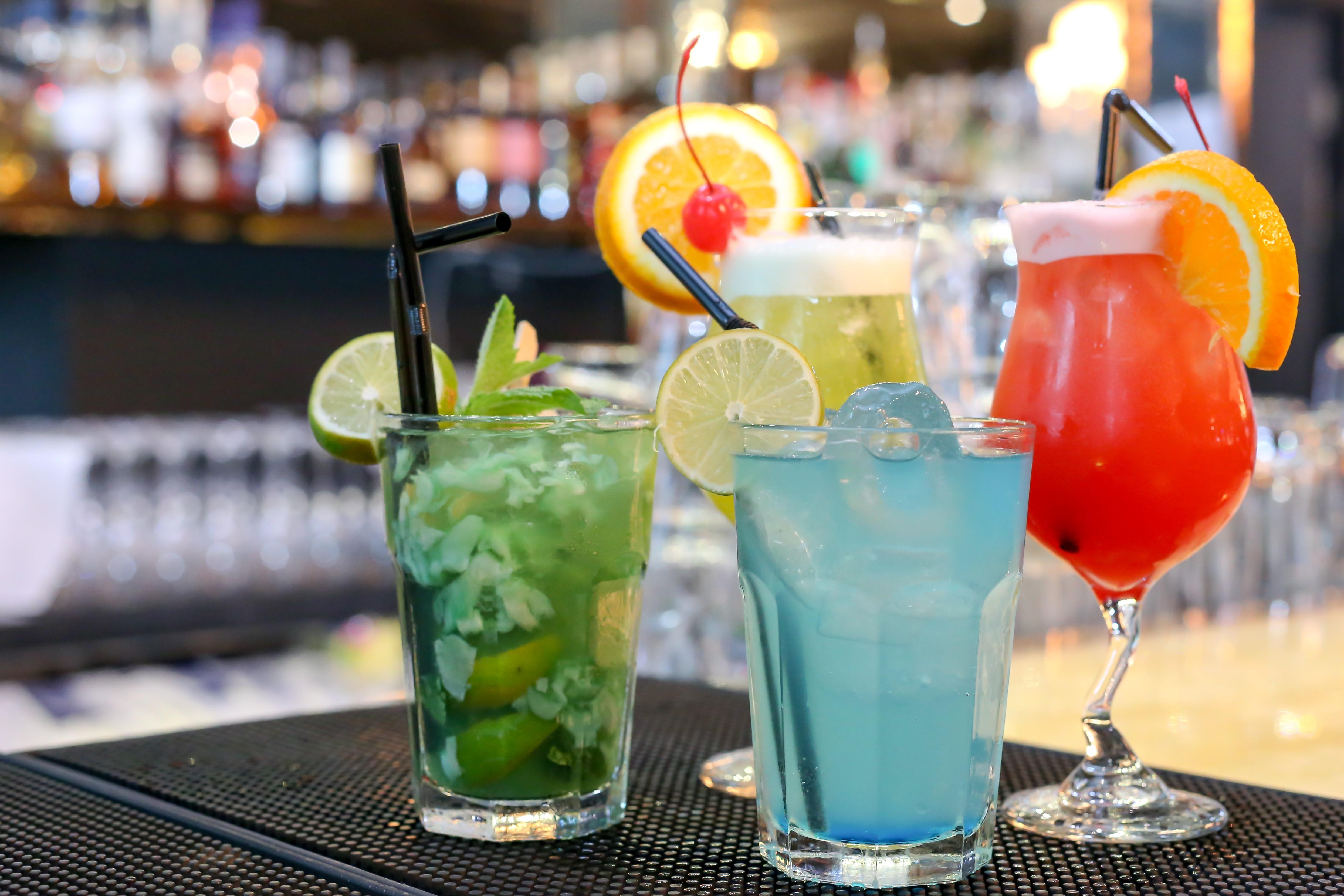 Baccarat Cocktails