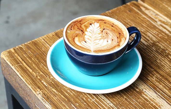 Backlane Cappuccino
