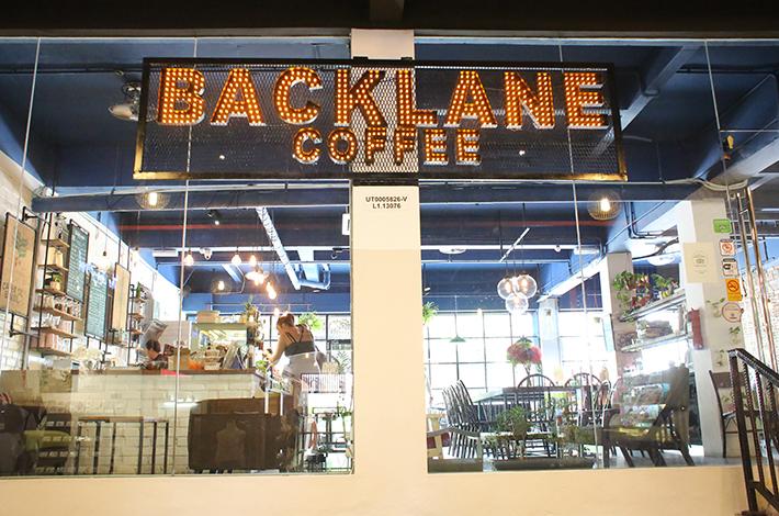 Backlane Malacca