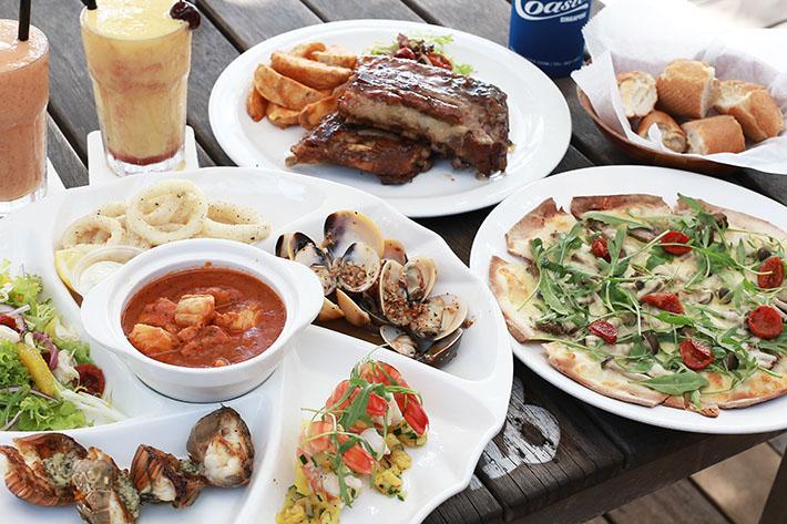 Coastes Food