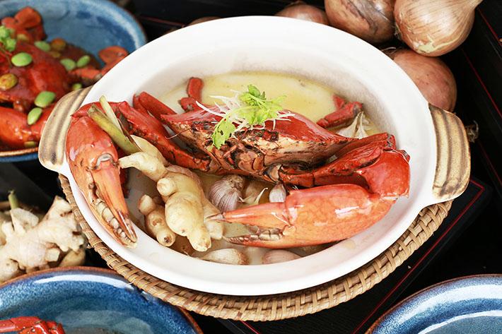 Crab Bee Hoon