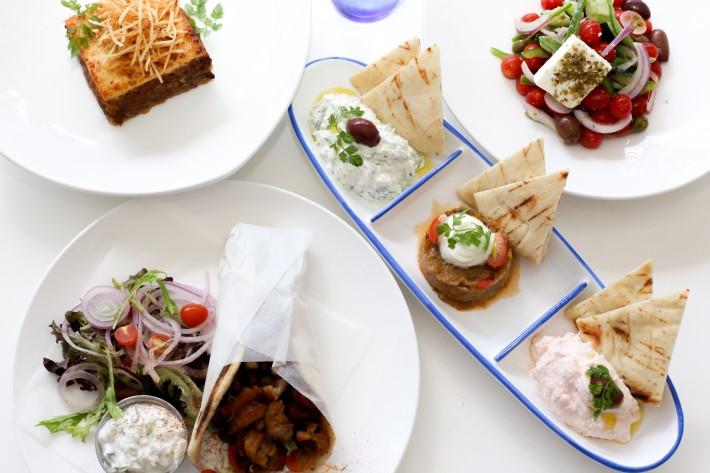 Mykonos Food