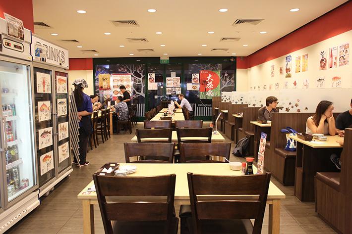 Sakuraya Interior