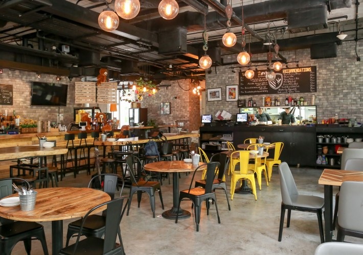 The Armoury Craft Beer Bar