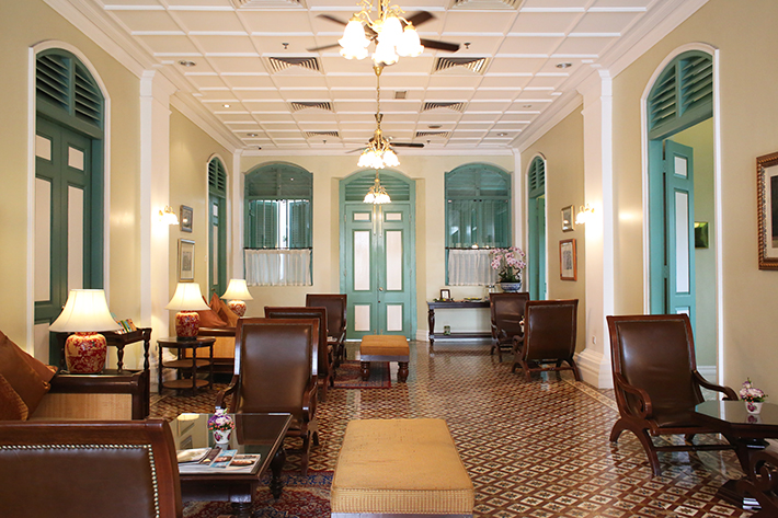 The Majestic Malacca Lobby
