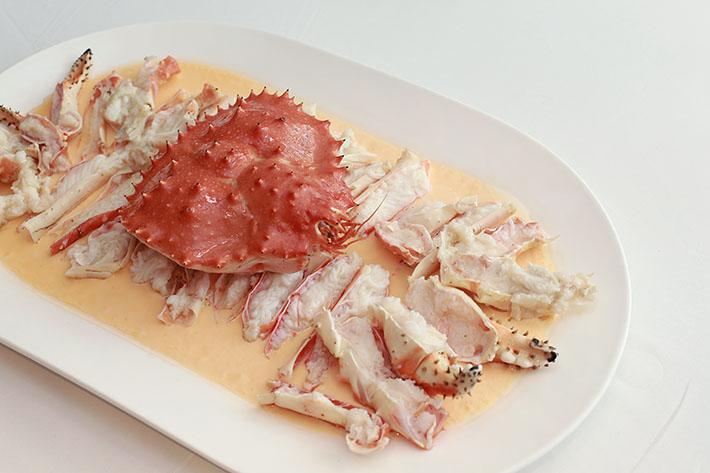Yan Alaskan King Crab