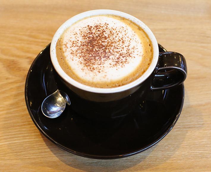 Boyle's Coffee Cappuccino