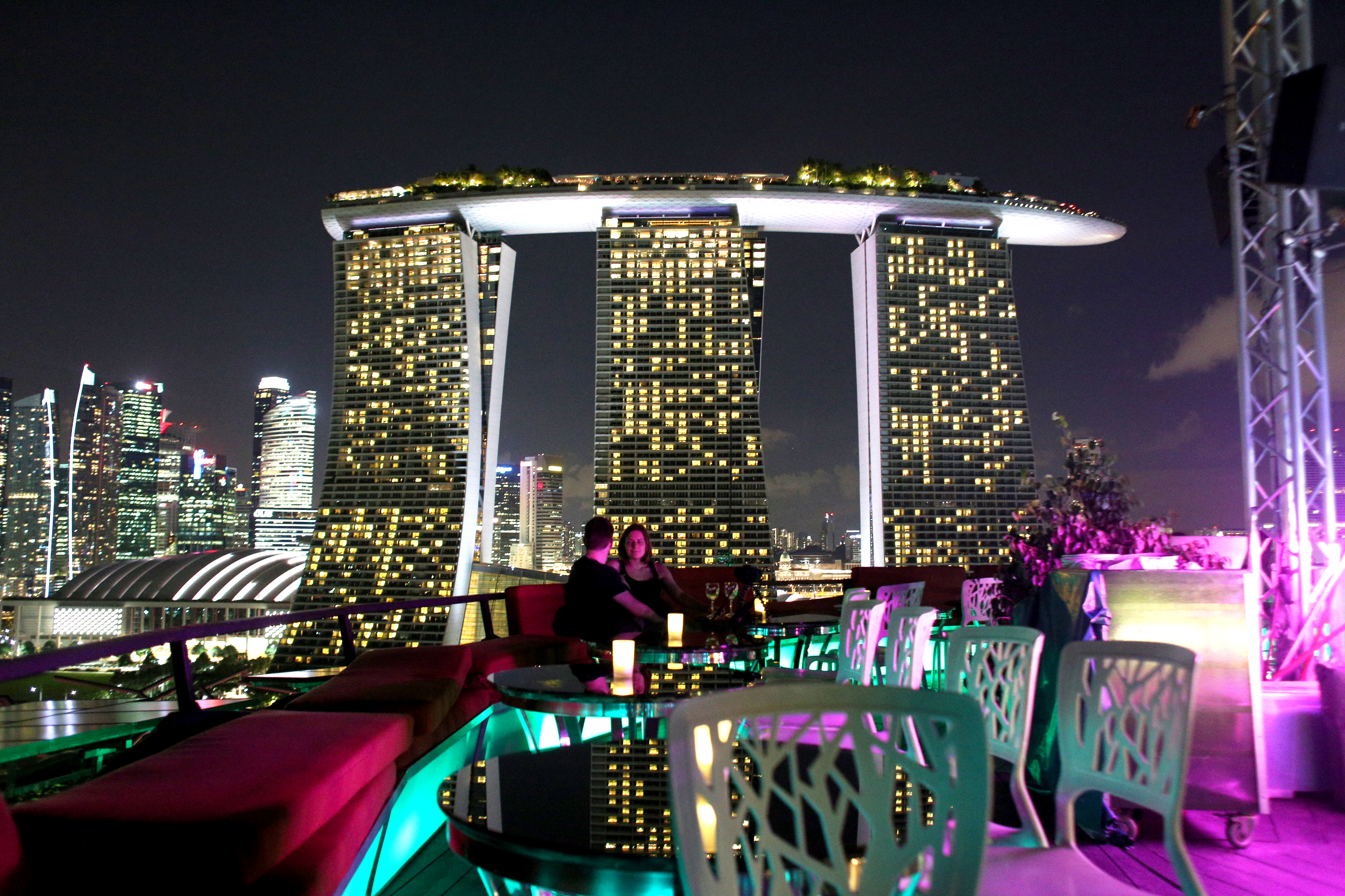 Indochine Gardens By The Bay