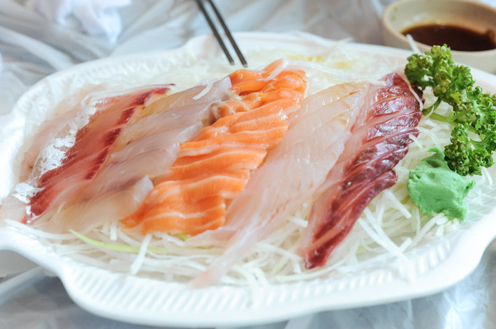 Korean Sashimi