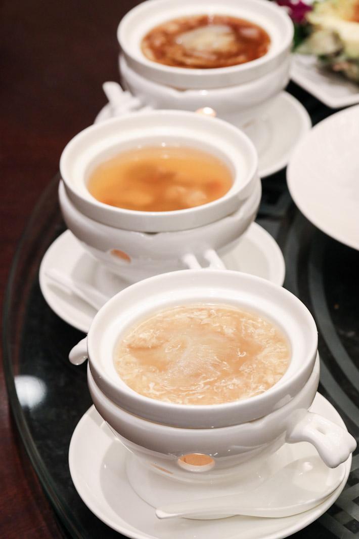 Peach Garden Soup