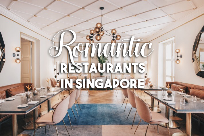 Romantic Restaurant Singapore