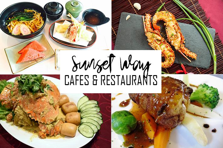 Sunset Way Cafes & Restaurants