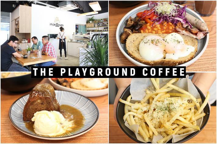 The Playground Coffee