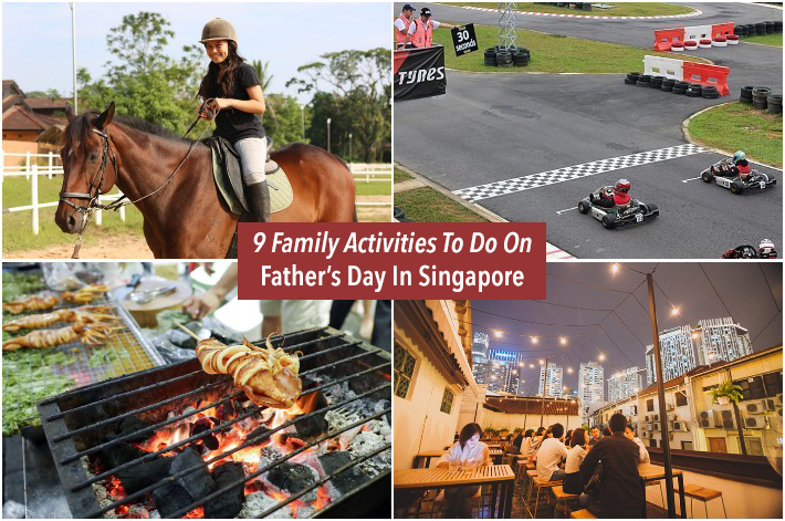 Things To Do With Dad In Singapore