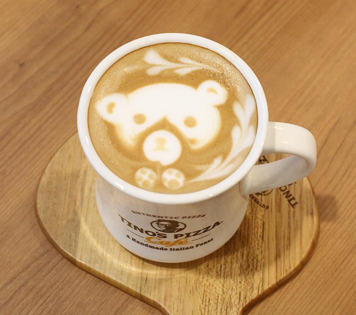 Tino's Caffe Latte