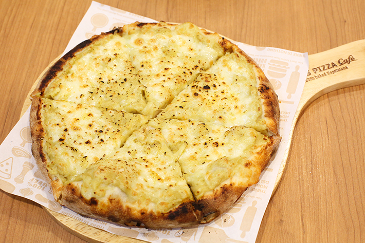 Tino's Durian Pizza