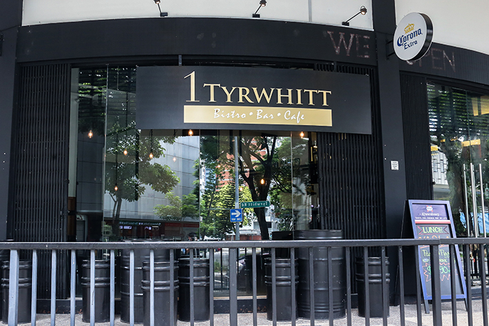 1 Tyrwhitt Bistro Bar Cafe