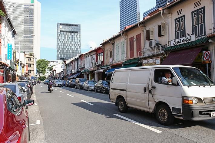 Arab Street Road
