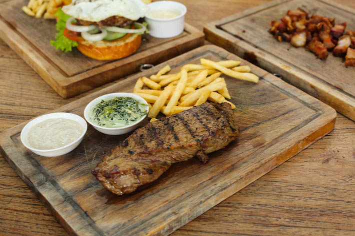 Eat Well Sirloin Steak