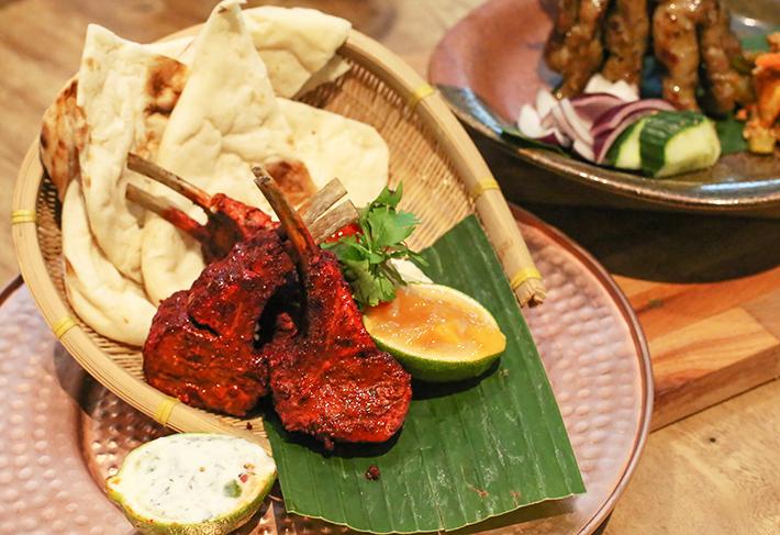 Ginger Asian Kitchen Lamb