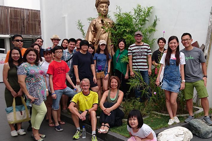 Heritage Town Festival By Kim Choo