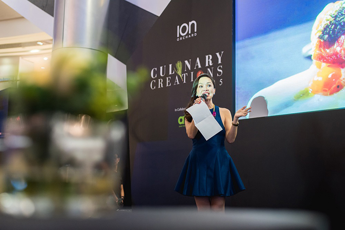 ION Orchard Culinary Creations
