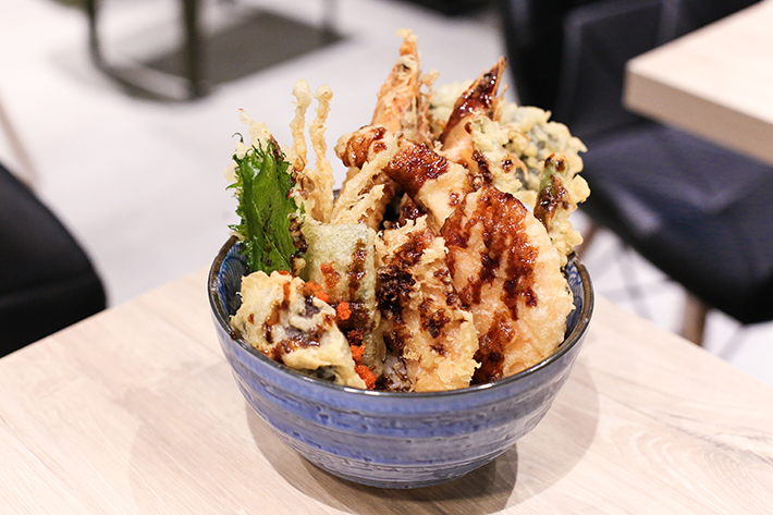 Kagone Yama Mixed Signature Bowl Tendon